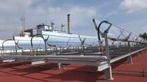 Centro de coleccion solar para NESTLE lagos de moreno