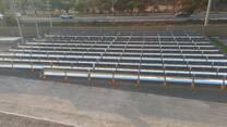 Campo de Coleccion Solar en COMFOSA Lagos de Moreno