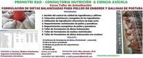 TALLER FORMULACION DE DIETAS