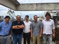 Reunion de Marketing Estrategico con la empresa Silvateam