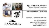 precision Animal nutrition