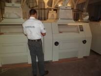 Conociendo los procesos de separación y pulverización de Granos
