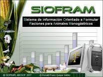 SIOFRAM v.5.0 2017