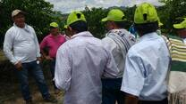 Gira de capacitaciòn agricultores del Sumapaz