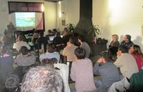Capacitación asesores Cambio Rural (Gral. Villegas)
