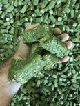Cubos de alfalfa