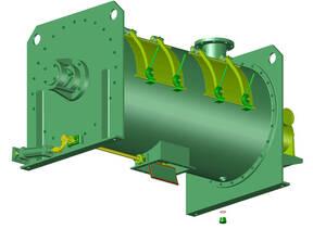 Mezclador horizontal mixer