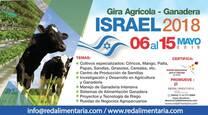 Gira Agricola Ganadera Israel 2018