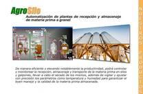 AUTOMATIZACION DE PLANTAS DE RECEPCION Y ALMACENAJE DE MATERIA PRIMA A GRANEL