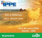 Provimi presente en IPPE 2020