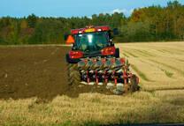 Desarrollo de actividades agrícolas.