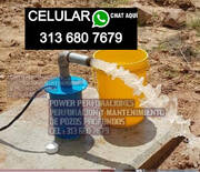Estudios geoelectricos para la búsqueda de agua subterránea celular: 313 680 7679
