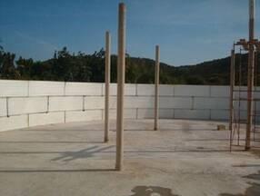 Instalación de Tanque para Agua Potable