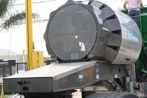 Mixer de 22 m3 - MH 22MR-S - Motor