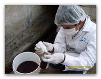Control de calidad de aguas residuales