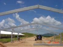 Desarrollo de la instalación de galpón avícola