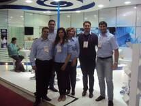 Equipe da Quimtia na AveSui 2013