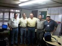 Reunión en Agrocaribe