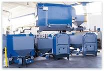 calderas y generador aire caliente a pellet