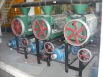 Prensas para extracción de aceites