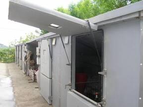 Sistema para demamar lechones