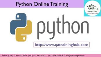 Python Online Training with Job Assistance