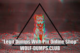 Wolf-Dumps.Club - Verified Dumps With Pin Online Shop