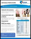 BOVIGOLD PRODUCCION LECHE ¡¡ CEL 4381124137 MICRO, PARA ELABORAR UNA TONELADA DE ALIMENTO ¡¡