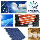 Incubadora para Huevos Solar, gallina, codorniz, gallos, pavorreal, pato