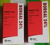 BORGAL 24 % 100 ML