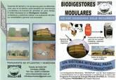 BIODIGESTORES : Genere energía a partir del estiercol de su ganado , a traves de nuestros Biodigesto
