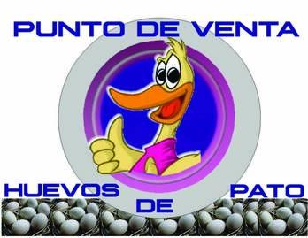 HUEVOS DE PATOS
