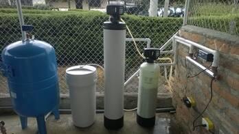 filtro  para aguas no tratadas ideal para bebederos de equinos y ganado
