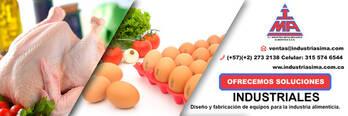 Líneas de produtoc avícolas y fruver