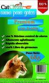 Arena de Gatos Premium con Zeolita Clinoptilolita