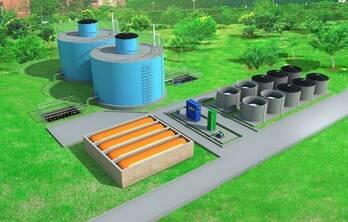 Biodigestores, biogas re-potenciado 12.550 Kcal. Compresión en tubos para vehículos todo tipo
