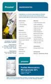 Aminoacidos, Minerales, Vitaminas para nutrición animal