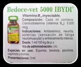 BEDOCE-VET 5000 3ML