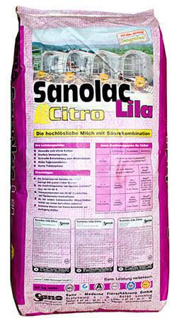 Sanolac Lila Citro