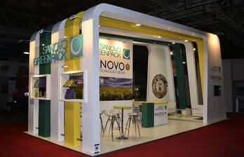 EXHIBIT DESIGN (STANDS) - WORLDWIDE