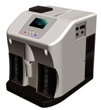 Ekomilk Horizon para el recuento automatizado de células (CCS) y con applicación para mastitis monit