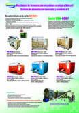 Mezcladora-Fermentadora  DDK 801 F