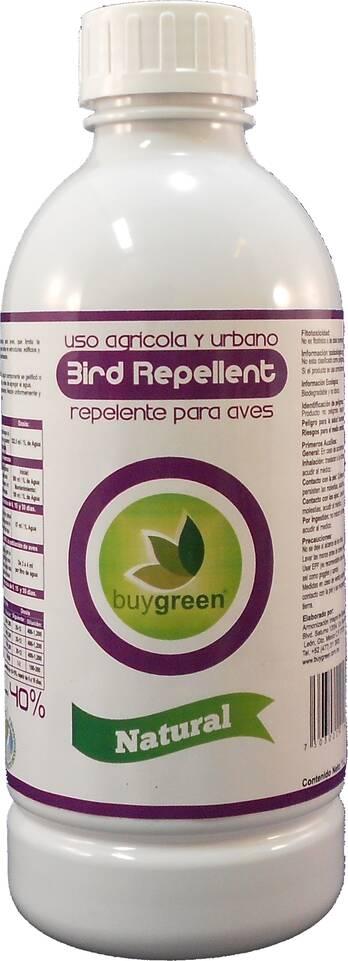 Repelente de aves (Bird Repellent) Natural.