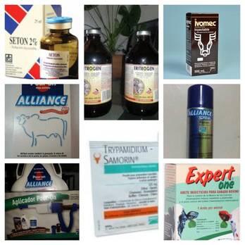 DISPONIBILIDAD DE VARIOS MEDICAMENTOS