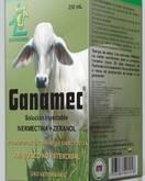 GANAMEC 50ML Y 250ML