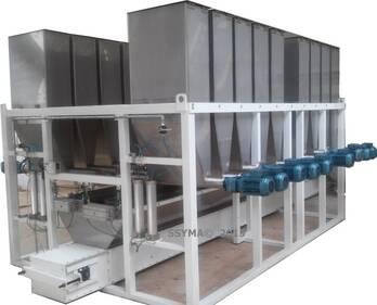 Sistema Automatizado de Dosificación de Micros TECSA