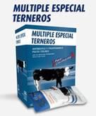 MULTIPLE ESPECIAL TERNEROS 4 SOBRES X 250G C/U (IVA INCL.)