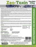 ZeoToxin Bolsa de 25 Kilos
