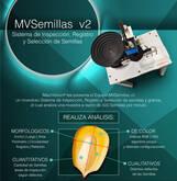 MVSemillas v2 , Sistema de inspección de Granos y/o Semillas