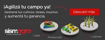 Software de gestión agropecuaria Sismagro